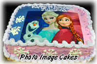 Photo Image Ice Cream Cakes
