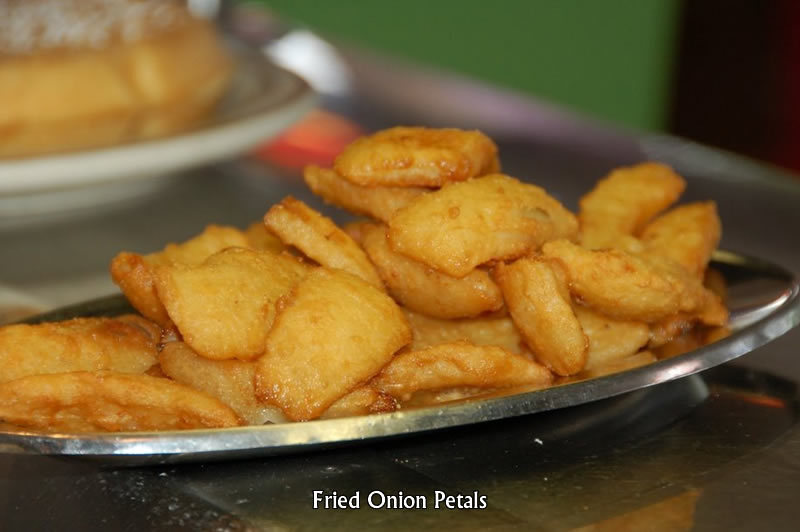 Fried Onion Petals