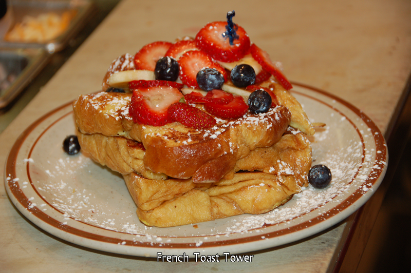 French Toast Tower