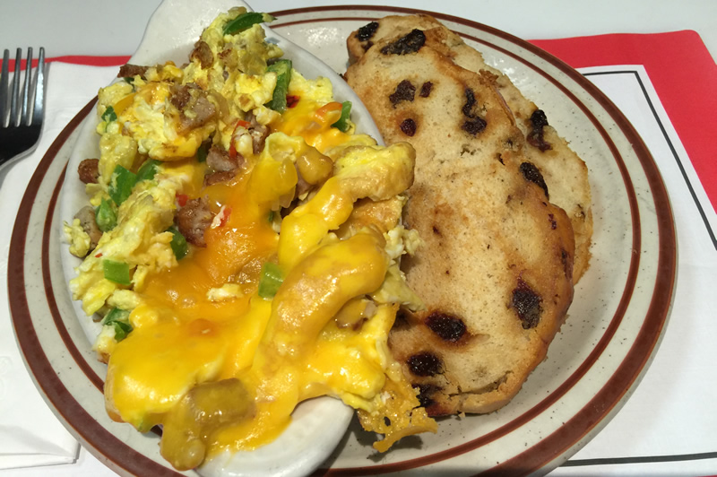 Irish Scramble
