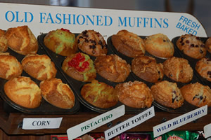 Fresh Baked Muffins Everyday