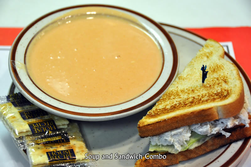Soup and Sandwich Combo