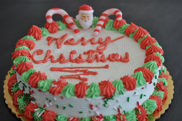 Christmas Themed Cakes Pictures.Christmas Cakes