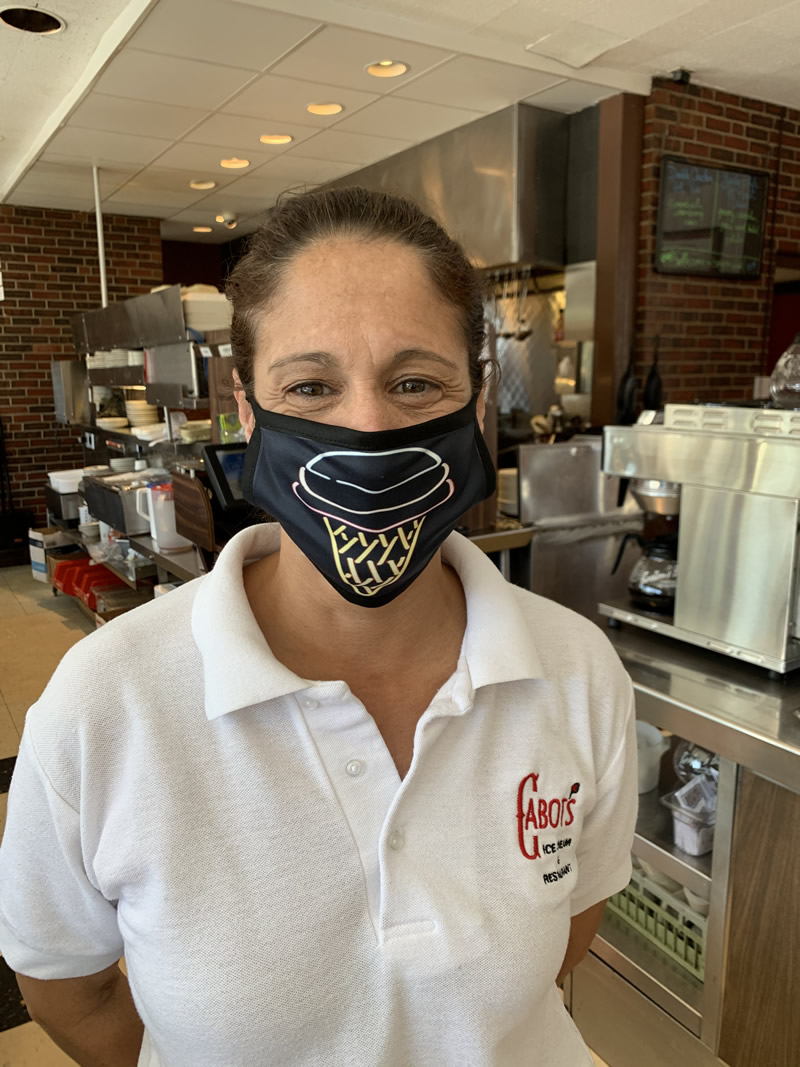 Laurie - Ice Cream Mask